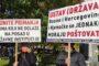 Građani protestuju ispred OHR-a i traže od Schmidta da zaštiti ustavno-pravni poredak